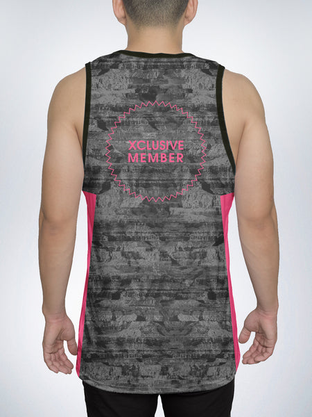 Layers Men's Tank Top
