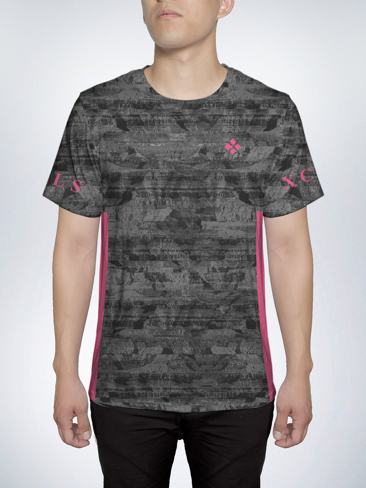 Layers Mens Crew Tee