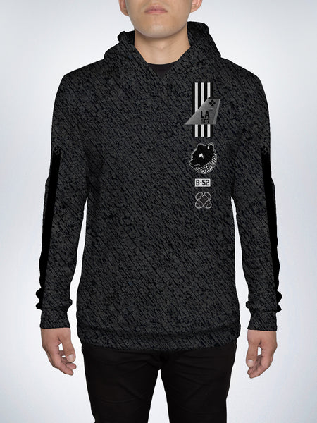 Stratofortress Pullover Hoodie
