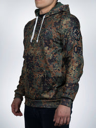 Hunter Xclusive hoodies pullover sweater Camo military jager camouflage green