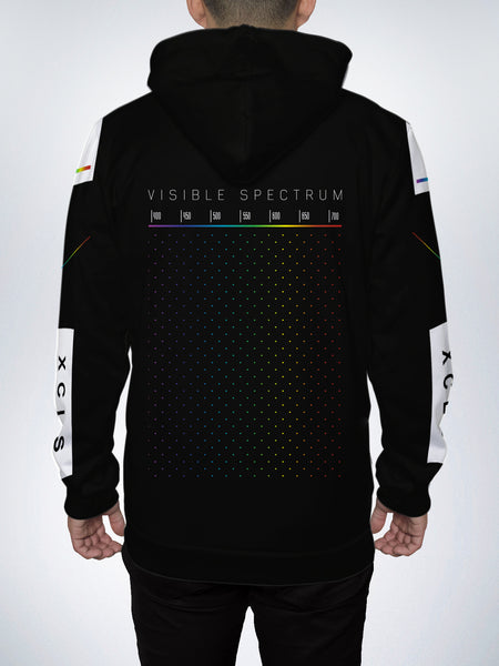 Visible Spectrum Pullover Hoodie