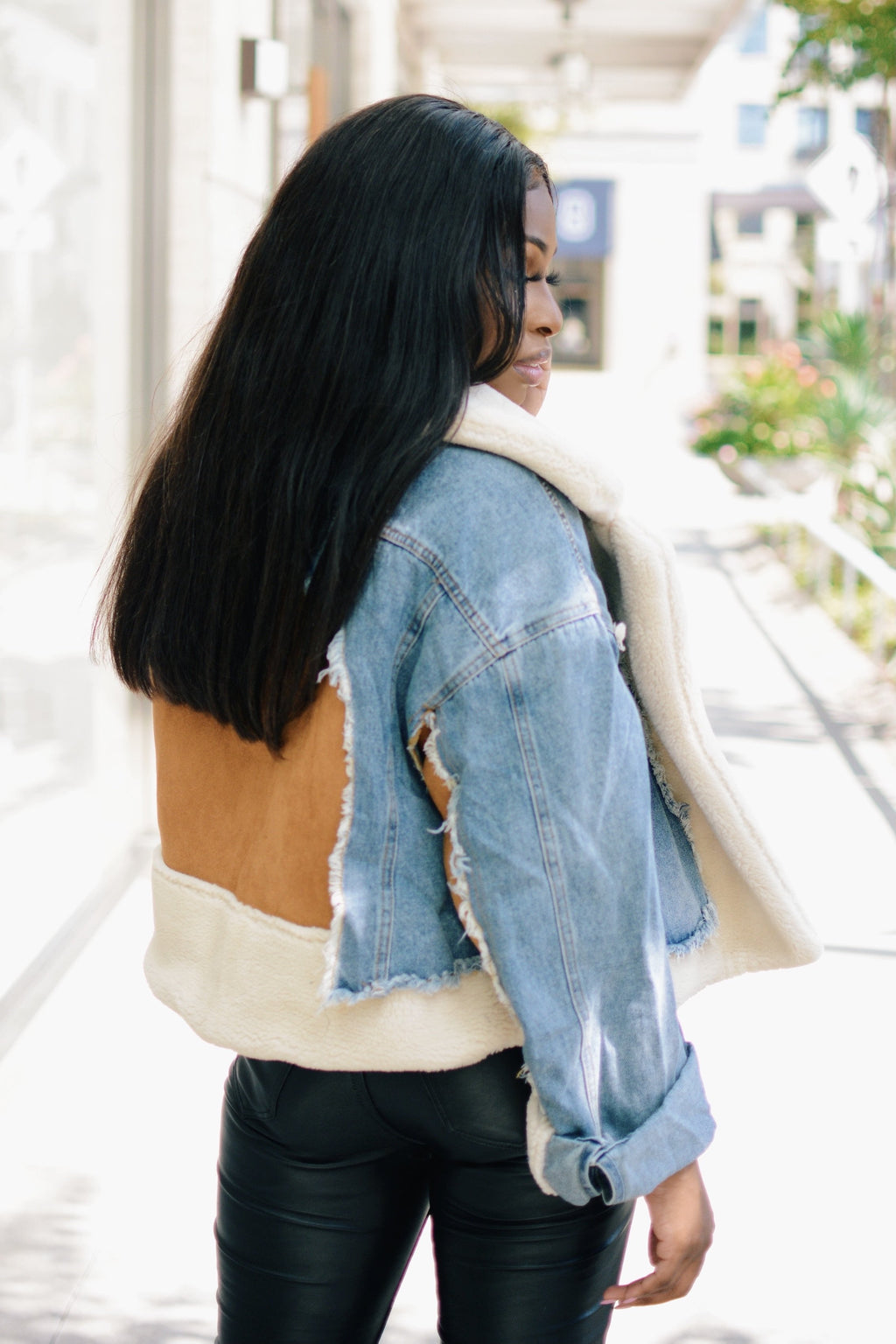 Patched Up | Jacket