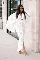 Goddess Vibes | Ruched Dress