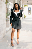 High Fashion | Blazer Dress