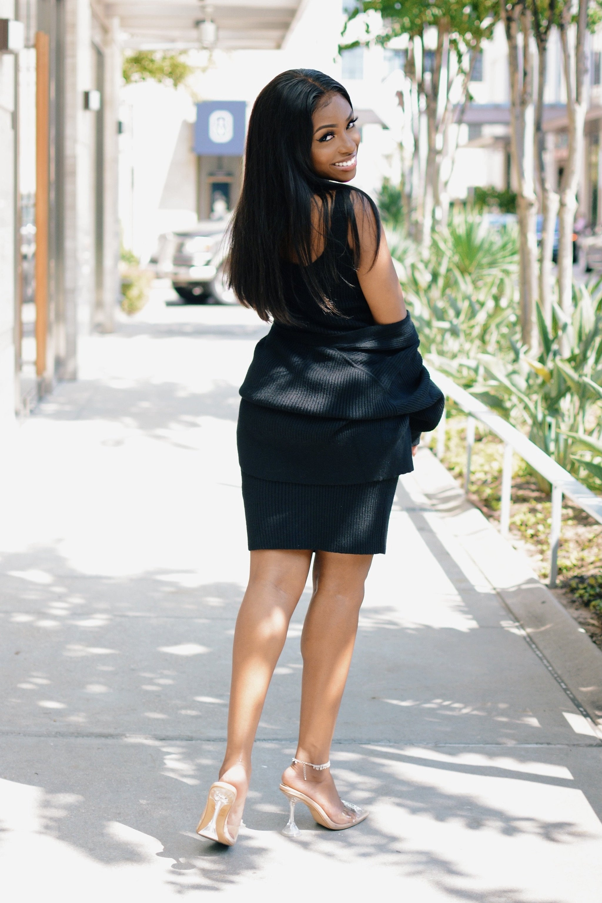 Timeless | Ribbed Dress Set