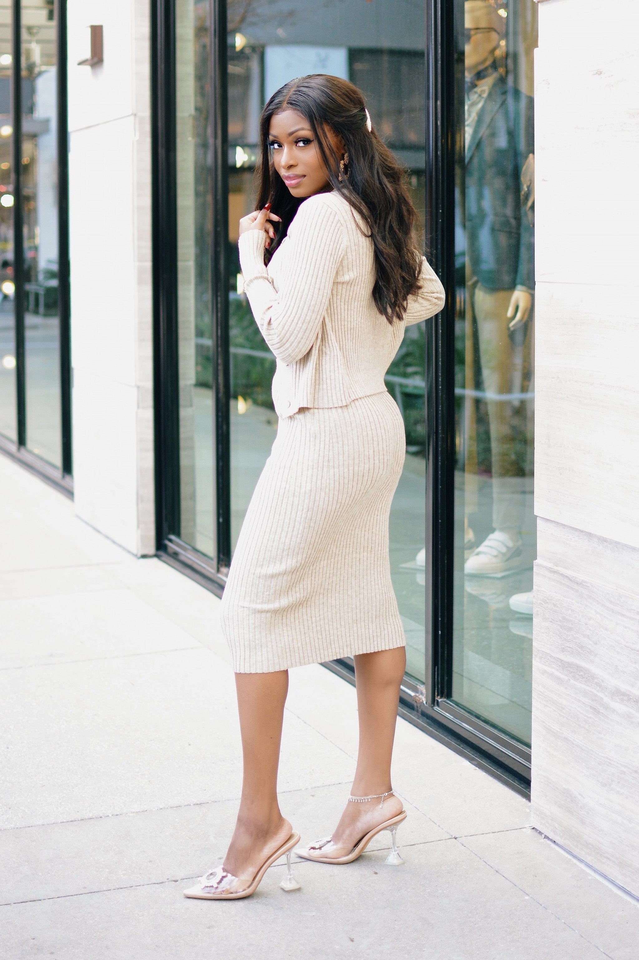 Preppy Bae | 3 Piece Skirt Set