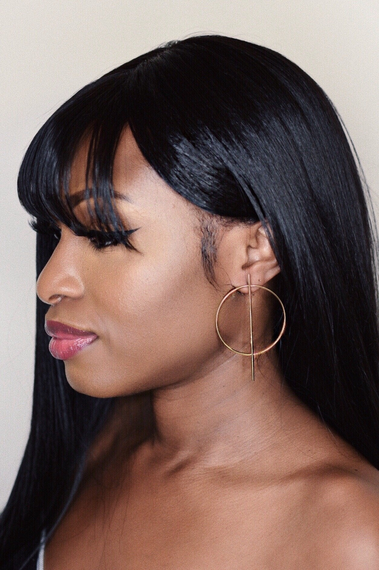 Rosa | Earring - The Minka Collection