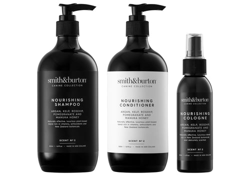 Smith&Burton Nourishing Lustre Set 500mL