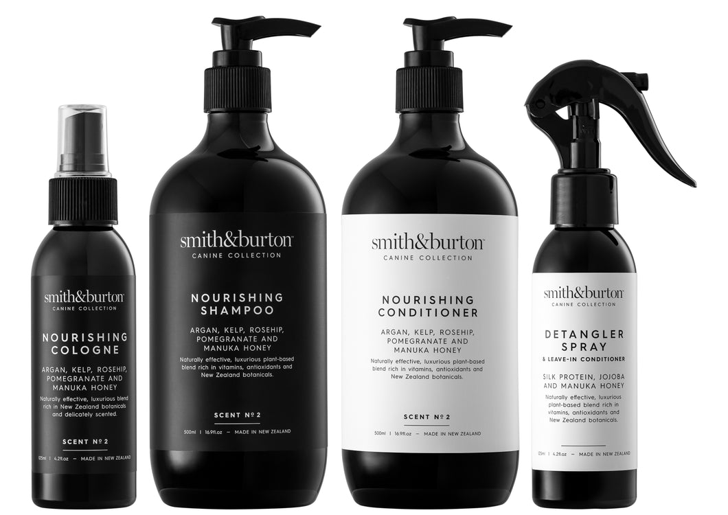 Smith&Burton Nourishing Luxe Set 500mL