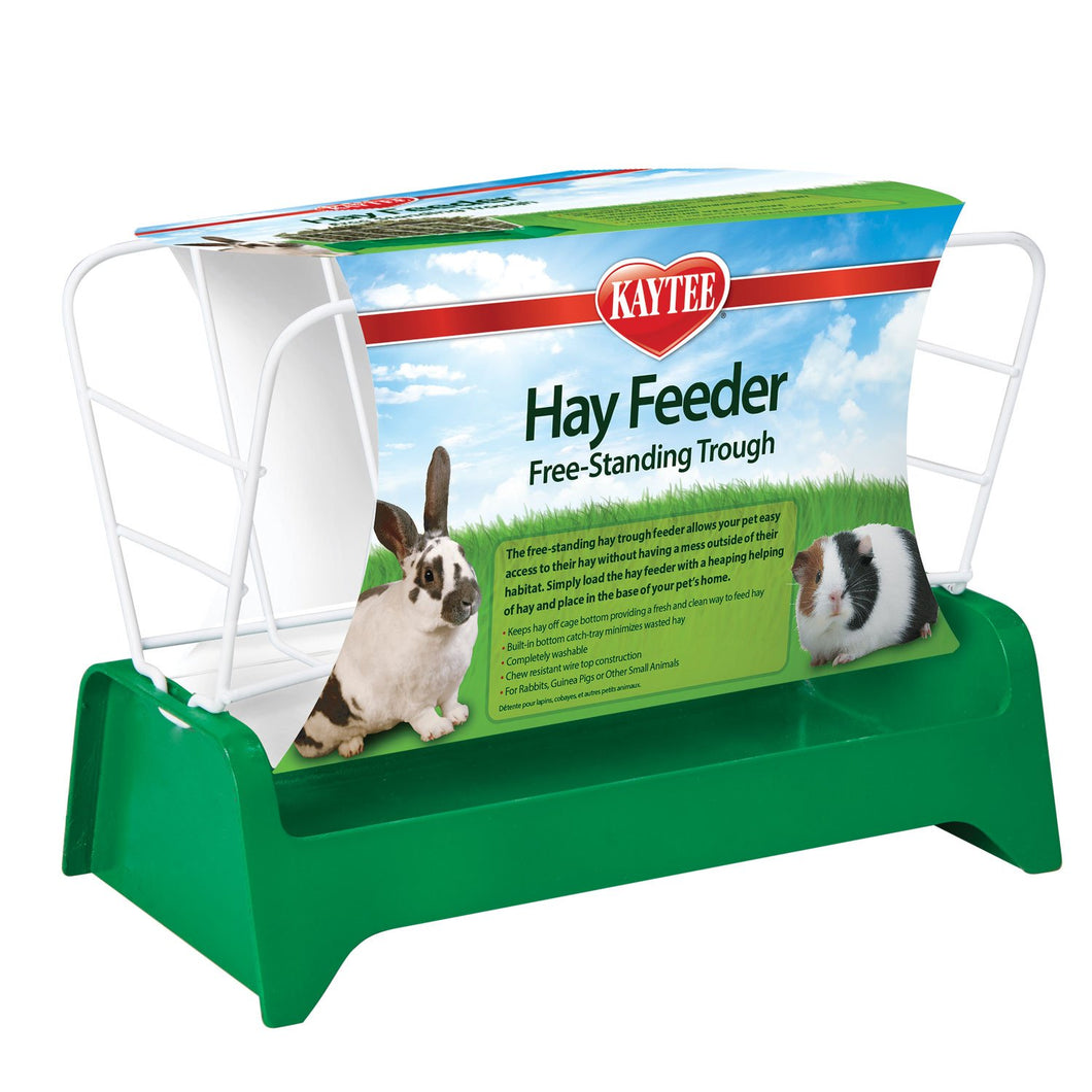 KT Free Standing Hay Feeder