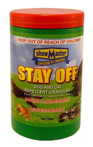 Stay Off Repellent Granules