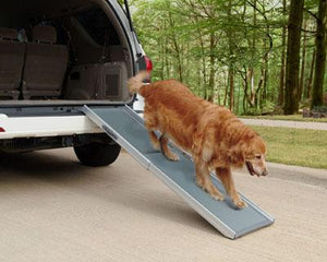 Solvit Telescopic Pet Ramp Deluxe