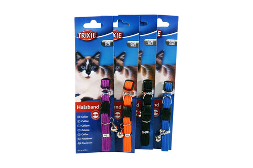 Cat Collar - Elastic Nylon