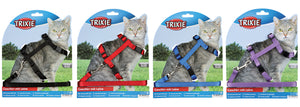 Cat Harness & Lead - Adjustable