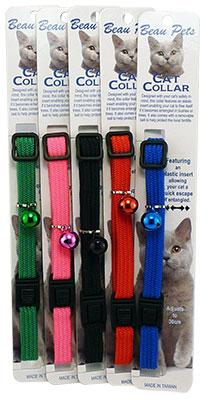 Cat Safety Collar - Elastic