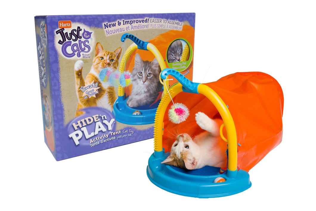Hartz Hide 'n' Play Cat Toy