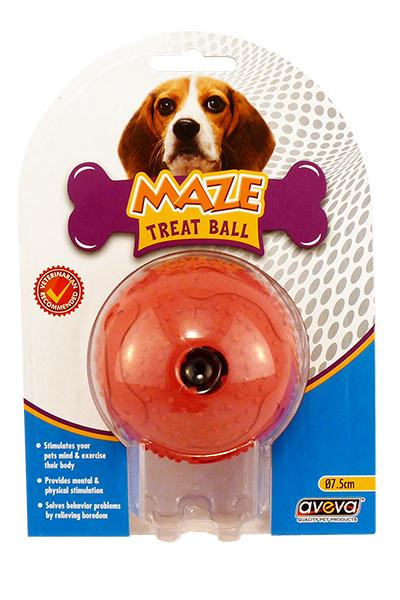 Maze Treat Ball