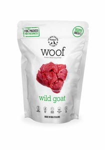 Woof Wild Goat Treat