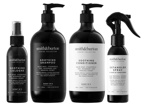Smith&Burton Soothing Luxe Set 500mL