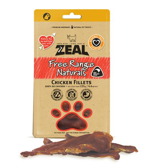 Zeal Free Range Chicken Fillets