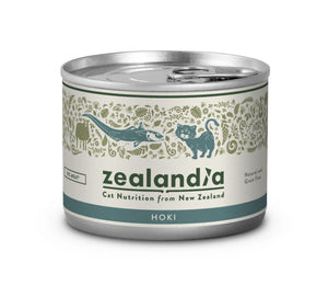 Zealandia Natural Cat Food Hoki - 12 Pack