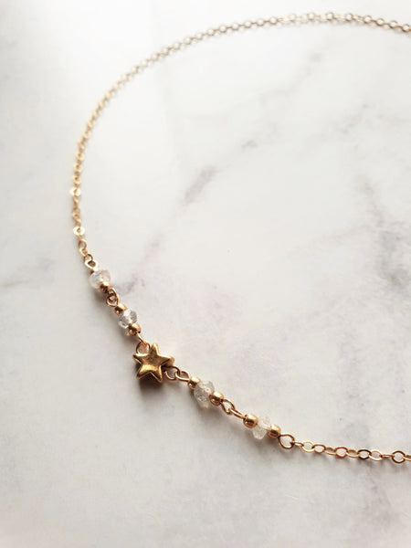 Stargazing Short Necklace