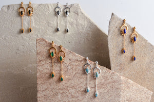 Sacred Chandelier Earrings