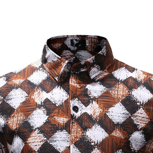 El Parche Chubby Checker Long Sleeve Shirt - Pacho Herrera Narcos Shirts