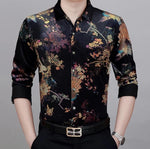 Chango Pasto Long Sleeve Shirt (Black) - Pacho Herrera Narcos Shirts