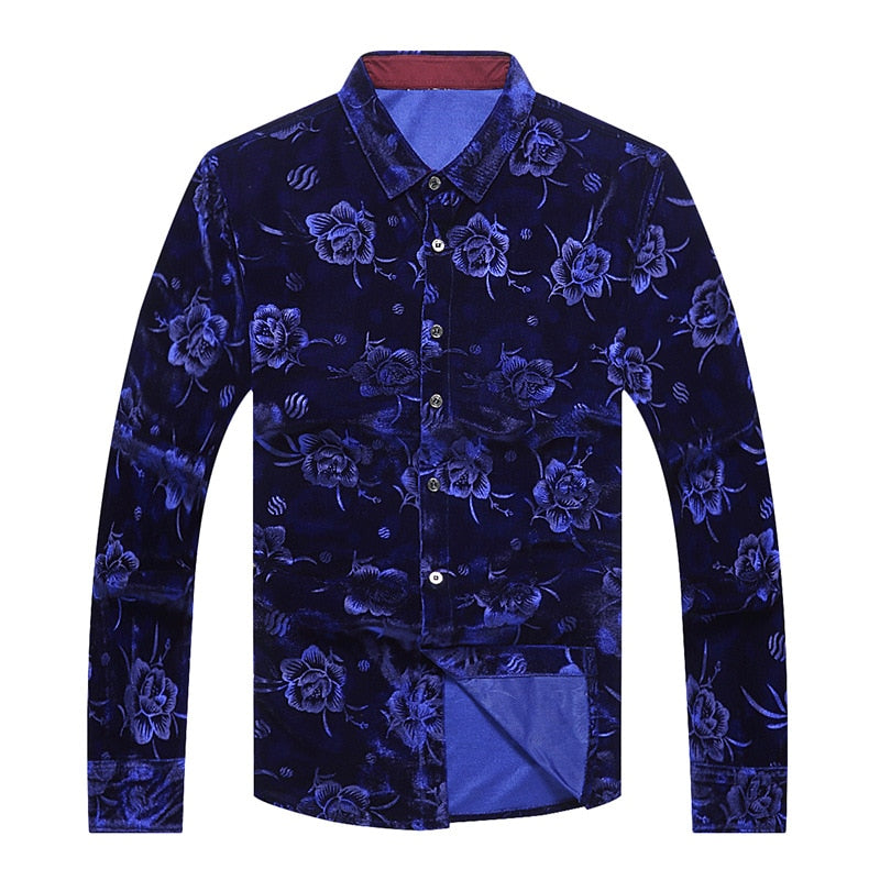 Chido Tocancins Long Sleeve Blue