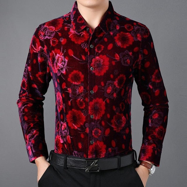 Chido Tocancins Long Sleeve Red