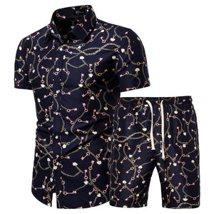 Verano Key and Chain Short Sleeve and Shorts