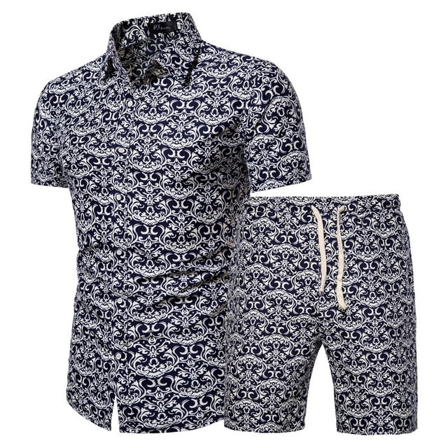 Verano Crest Short Sleeve and Shorts