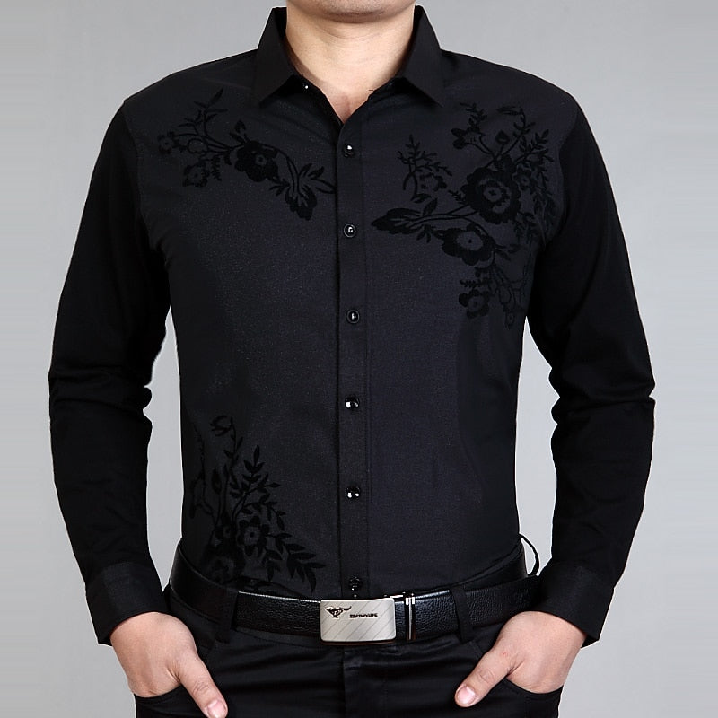 Chango Salamina Long Sleeve Shirt - Pacho Herrera Narcos Shirts