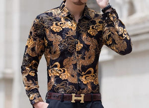 Chango Monteria Long Sleeve Shirt - Pacho Herrera Narcos Shirts