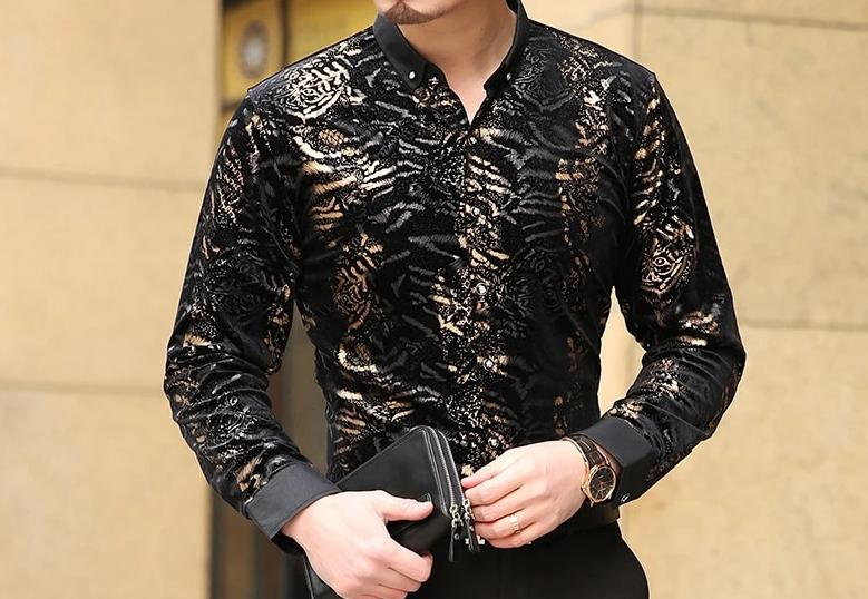 Chango Granada Long Sleeve Shirt - Pacho Herrera Narcos Shirts