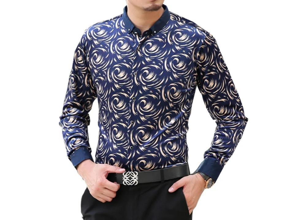 Chango Calamar Long Sleeve Shirt - Pacho Herrera Narcos Shirts