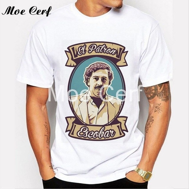 YOUR NARCOS SHIRT PROMO CODE WILL BE EMAILED TO YOU WITHIN 24 HOURS - Pacho Herrera Narcos Shirts