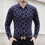 Chango Sahagun Long Sleeve Shirt - Pacho Herrera Narcos Shirts