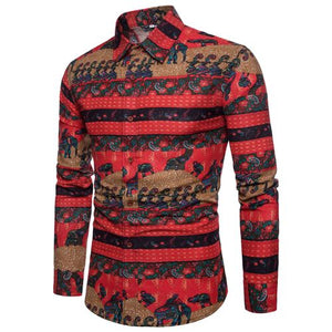 Bacano Chocolate Cinnamon Long Sleeve - Pacho Herrera Narcos Shirts