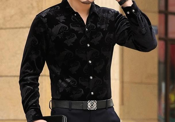 Chango Guatape Long Sleeve Shirt (Black) - Pacho Herrera Narcos Shirts