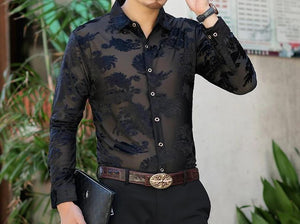 Chango Mocoa Long Sleeve Shirt (Black) - Pacho Herrera Narcos Shirts
