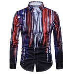 El Parche Shoelace Collection Long Sleeve Shirt - Pacho Herrera Narcos Shirts