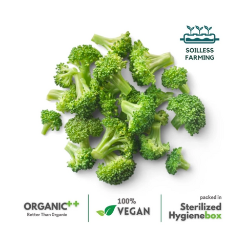 Exotic Broccoli Florets -  1 Box (130 gm)