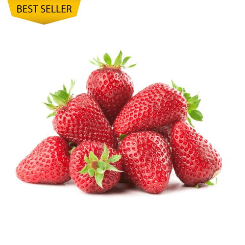 Mahabaleshwar Strawberries - 1 Box (approx 250 gm)