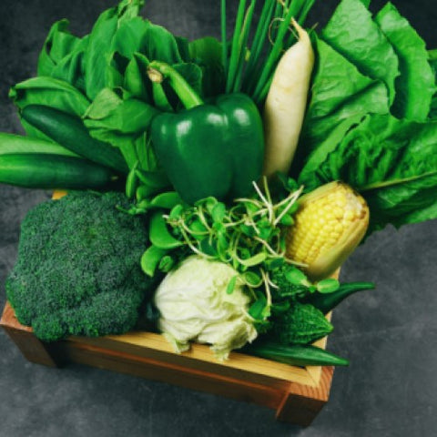Vegetable Basket 1