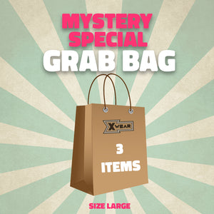 LIMITED TIME OFFER - Grab Bag - Size LARGE