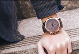 Fashion Leather Casual & Business watches for Men