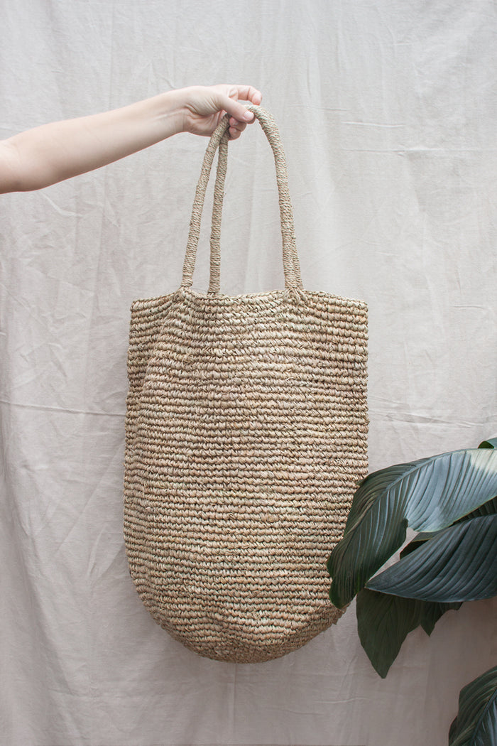 Large Natural Tote