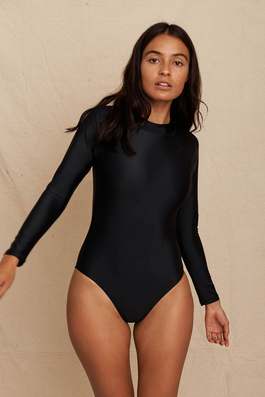 Surf Suit Black